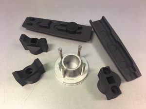 Machined Prototpes - MJF