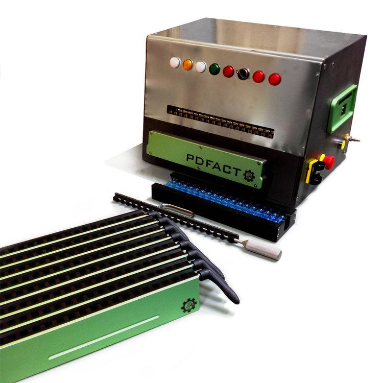 Custom Automation SSI Syringe Press